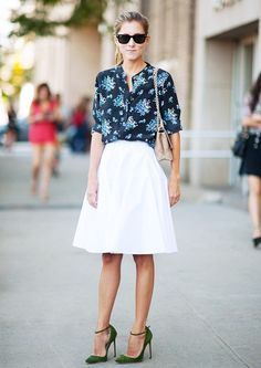 5 Easy Ways To Update Your Business Casual Look via @WhoWhatWear