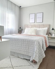 Modern Bedroom Design, Home Room Design, Home Design Decor, Modern Bedrooms, Bedroom Decor For Women, Home Decor Bedroom, Home Office Decor, New Room, Cheap Home Decor
