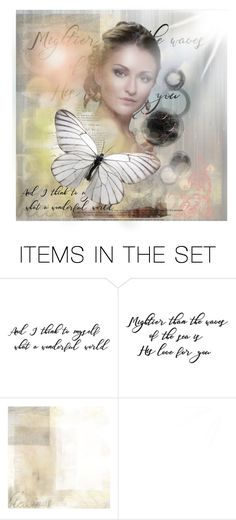 """Feeling my way"" by couturerouge ❤ liked on Polyvore featuring art"