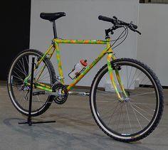 Retro Bikes, Vintage Bikes, Moutain Bike, Mountain Biking, Mtb, Bike Stuff, Old School, Cycling, Bicycle