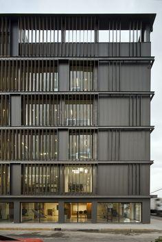 Gallery of Renovation of México Fortius Office Building / ERREqERRE Arquitectura y Urbanismo - 4