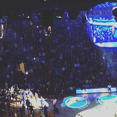 No place out there like Oracle!  #goldenstate #warriors #oraclearena