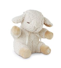 Shop for cloud b sound machine soother sleep sheep eight sounds at buybuy BABY. Buy top selling products like cloud b® Sleep Sheep™ 8 Sounds Soother and undefined. Shop now! Baby Shower Gifts, Baby Gifts, White Noise Sound, Shower Bebe, Babies R Us, Fur Babies, Good Sleep, Sleep Help, Thing 1