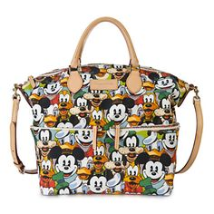 Disneyland weekender bag by dooney amp bourke retro disney store