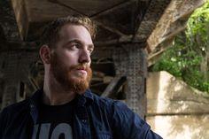 Natural Light Portrait - Model: Joe Barras