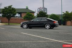 Moderate Tuning Kit for Black Audi Audi A4 Black, Audi S5, Forged Wheels, Car Wheels, A5, Silver, Money