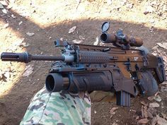 Lethal Weapon, Assault Weapon, Assault Rifle, Airsoft, Fn Scar, Nerf Toys, Ninja Weapons, Concept Weapons, Fire Powers