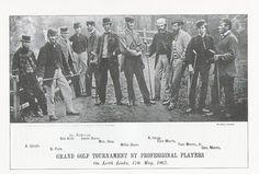 Scottish Golf History