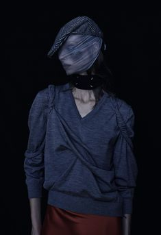 Sweater Weather, Ready To Wear, Fashion Show, Ruffle Blouse, Spring, Hats, Womens Fashion, Sweaters, How To Wear