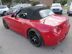 """""""Car - 2008 BMW Z4 MAGS BBS 19 PO. ( roadster ) in Valleyfield, QC  $29,950"""""""