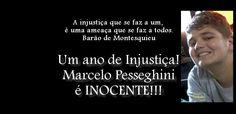 Justiça!Não foi o Marcelo Eduardo Bovo Pesseghini