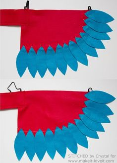 Sew an Easy Parrot Costume | Make It and Love It