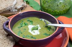 This recipe for wild garlic soup from food writer John Duxbury is the perfect way to make use of an underrated Swedish spring crop.