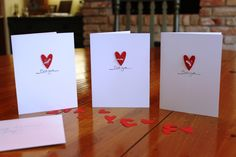 Stampin' UP! Valentines! — My Bluebonnet Cottage
