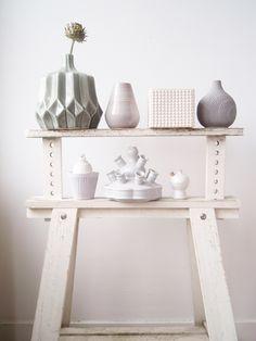 Ceramics  : vases