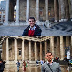 2009 - 2019  Tras 10 años sin visitar el #britishmuseum llegué a pensar que de alguna forma sería capaz de entender austeramente la magnificencia y la sabiduría encerrada entre sus puertas.  Me decepciona realizar que mi conocimiento apenas y roza hoy diez años después una pizca insignificante de la riqueza de este museo y el porrazo recibido en la parte más irrigada de la nariz con gritos impacientes me recuerda que soy un ignorante tal y como lo era en 2009. La educación hace al hombre… Wealth, Shape, Knowledge, Museum, Doors, Men, Life