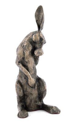 Henrietta Hare by Paul Jenkins