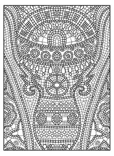 Coloriage Zen Printable Adult Coloring PagesColoring
