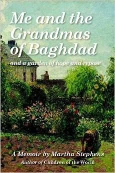 Me and the Grandmas of Baghdad (PeaceWorksPress 2015).  A memoir about Martha Thomas Stephens' (MA '61) life in Waycross, Georgia, Athens, and Cincinnati, Ohio.  It is this book that details her experiences at the University of Georgia in 1959-61.