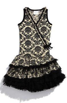 ShopStyle: Ooh! La, La! Couture Damask Tutu Dress (Little Girls)  we have it in RED
