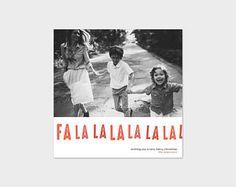 Christmas Card Template - Falalalalalala
