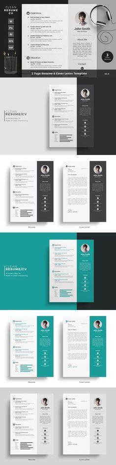 Mini - Onepage Personal Portfolio | Pinterest | Personal portfolio ...