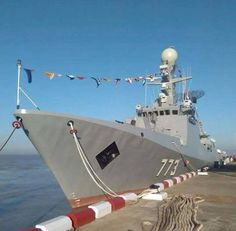 Myanmar Navy commissions first stealth corvette