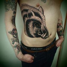 Tattoo / Pinned Image