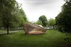 The ContemPLAY Pavilion / DRS + FARMM