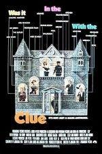 """Улика""  ""Clue""  ""Разгадка"" 1985"