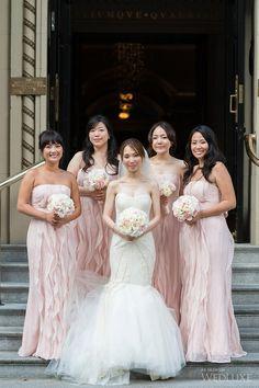 WedLuxe– Nicole + Junho    Follow @WedLuxe for more wedding inspiration!