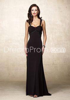 Gorgeous Beading A-Line Sweetheart Neckline Floor-Length Evening Dresses