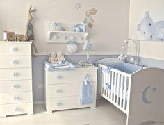 Habitación Luna : Camas y cunas de Baby Luna