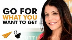 GO for what you want to get - Bethenny Frankel - #Entspresso