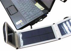 Solar Power-Station 12000 mA/h 21,5x9,3x3,3cm für Laptop,Handy,IPhone,IPad,GPS