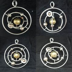 provocative-planet-pics-please.tumblr.com This was my final project for my first year at @holtsacademy its Our solar system with our sun and all 9 planetsYes I still do and always count Pluto as a planet. This is a pendent. With a use of lots of metals sterling silver brass copper titanium gilded metal nickle and 2 different metal alloys of copper and silver I made. The piece is fully kenetic. The sun and planets all spin. And each ring spins independently. Also the bail spins. Each planet…