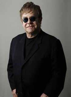 Elton John | elton john´s pics: Photo Elton John and Barry White
