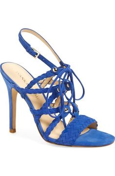 Ivanka Trump 'Hera' Sandal (Women) available at #Nordstrom