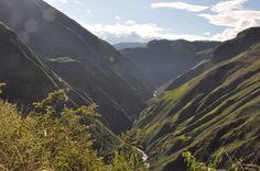 Cañón de Juanambú.