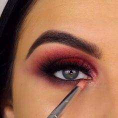 (notitle) maquillaje makeup Maquillaje is part of Makeup - (notitle) maquillaje makeup Maquillaje Makeup 101, Cute Makeup, Makeup Goals, Pretty Makeup, Skin Makeup, Makeup Inspo, Eyeshadow Makeup, Makeup Inspiration, Make Up Videos