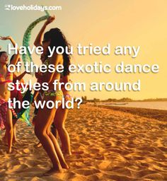 Have you tired any of these exotic dance styles from around the world? Celebrate with us here! Dance Styles, Exotic Dance, Dancing Day, Dance With You, Local Attractions, Dance Fashion, Us Travel, The Locals, Tired