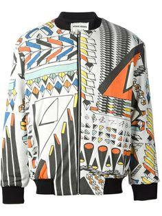 Men - Clothing - Henrik Vibskov 'Hiu Fung' Bomber Jacket - Henrik Vibskov boutique - Online Store