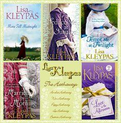 Leggo Rosa: Saga Hathaway di Lisa Kleypas