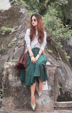 How to Master Bohemian Style   StyleCaster
