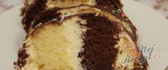 Fantastický koláček jablíčka v oblacích   NejRecept.cz Czech Recipes, Sweet Cakes, Banana Bread, Muffin, Cheesecake, Food And Drink, Cooking Recipes, Baking, Breakfast