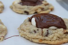 The kids would love me to make these.  Perhaps after a long run or post marathon. :)