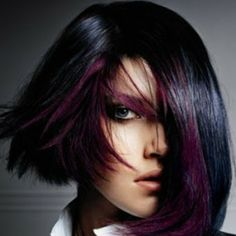 ... more hair ideas purple hair brunettes hair hair colors black hair hair