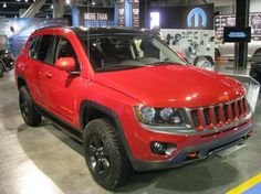 Mopar-equipped Jeep Compass exhibited at the 2011 SEMA Show Rugged Ridge, Jeep Patriot, American Legend, Cool Jeeps, Jeep Compass, Fast Cars, Mopar, Dream Cars, Automobile