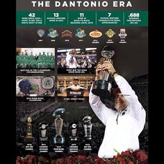 Before practice begins Saturday, check out the accomplishments of the first 7 seasons of Dantonio's tenure at MSU. #msufootball #spartans #Padgram
