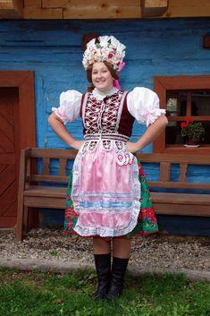 Rejdová, Gemer, Slovakia Folk Costume, Costumes, Folk Clothing, Harajuku, Culture, Popular, Embroidery, Traditional, History